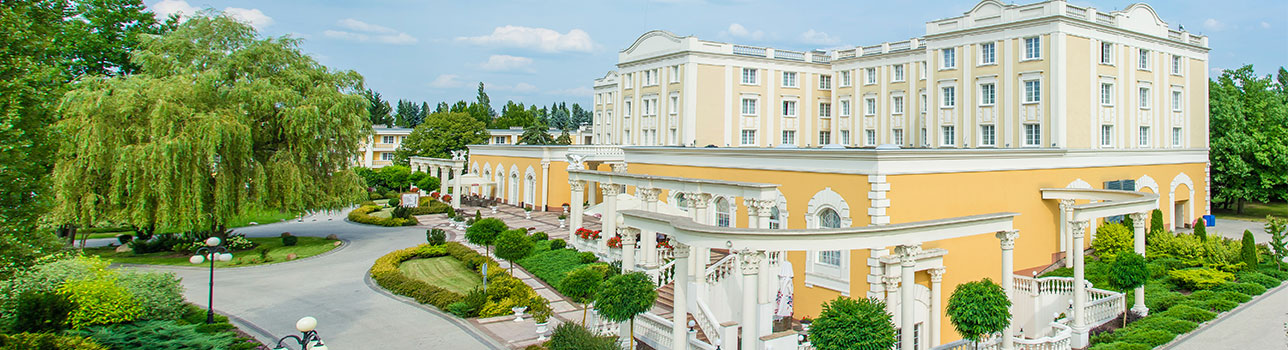 Hotel Windsor in Jachranka (near Warsaw) - recomended by MEETING15